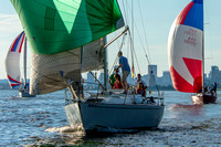 Baltimore City Yacht Association Tuesday Night Race 2018